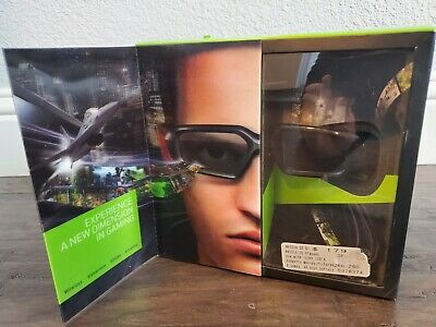 NVIDIA GEFORCE 3D Vision Wireless Stereoscopic 3D Kit