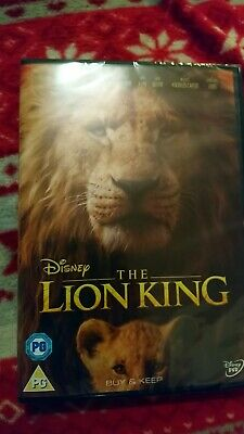 The Lion King [DVD]  new release. Brand new