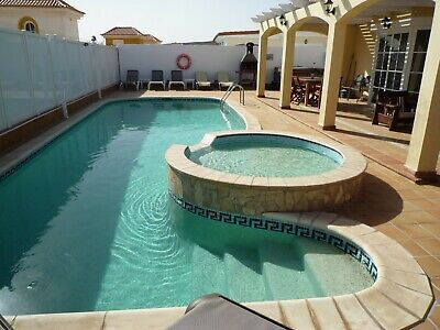 4 bed for 8 Guests Private Luxury Villa Caleta De Fuste Fuerteventura March 2020