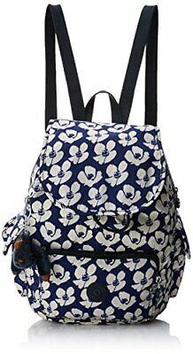 Kipling City Pack S, Sacs à dos femme, Multicolore(Multicolore (Bold Flower))