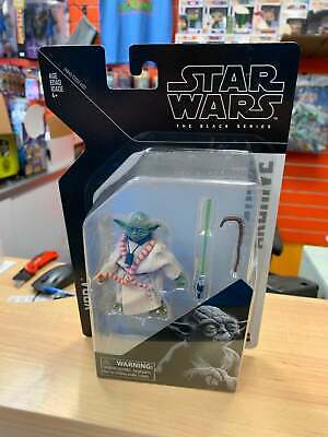 """Star Wars The Black Series Archive Yoda 6"""" Action Figure"""
