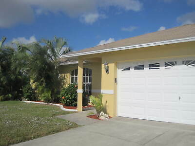 Rented home, SW Cape Coral, 3bed, 2bath, pool & heater, fenced backyard