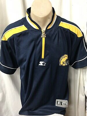 LARGE Starter Vintage 1990's San Diego Chargers NFL Gridiron Fans Shirt Camiseta