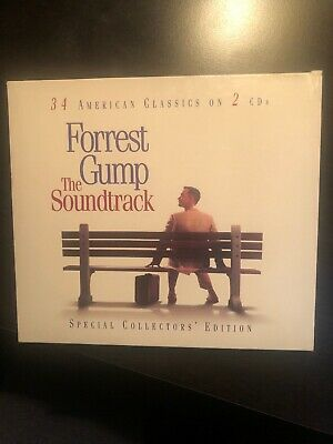 Forrest Gump [Remaster] by Original Soundtrack (CD, Aug-2001, 2 Discs, Sony...