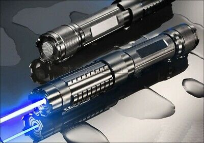 1mW Blue Laser Pointer Pen Beam Light laser pointer lazer Power Visible Laser X6