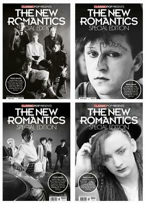 Classic Pop Presents New Romantics Special Edition Cover 2 Magazine W13