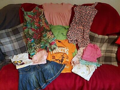 Girls Next/George etc bundle age 10-11 Clothes 12 Items