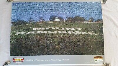 2007 Bathurst 1000 Poster - 45 years 'Special Mosaic' edition - ORIGINAL