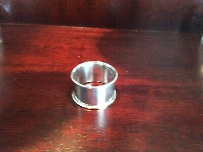 EPNS Silver Plated Napkin Ring