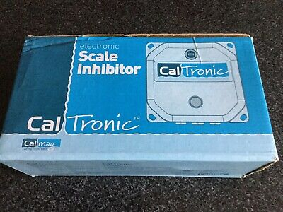 CALMAG SI CALTRONIC ELECTRONIC SCALE INHIBITOR Hard Water Protect Mains Pipes