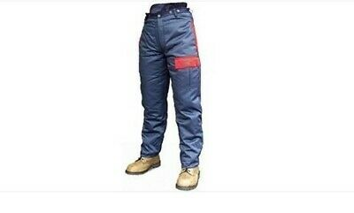 Chainsaw trousers, class 1 type A 1SP7 Blue