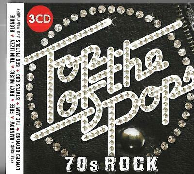 Various Artists - Top Of The Pops - 70's Rock - 3 CD Set