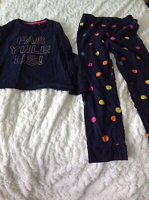 M&S pjs age 10-11 yrs girls. Immaculate condition