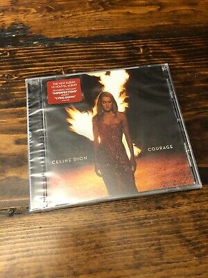 Celine Dion Courage The New Album on Tour