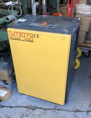 H P C Kaeser T C 36 Compressed Air Refrigerant dryer Removed Untested