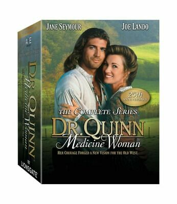 Dr. Quinn, Medicine Woman: The Complete Series DVD FREE SHIPPING
