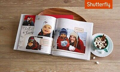 Shutterfly FREE 8x8 Photo Book Code New Shutterfly Customers Only Exp 1/31/2020