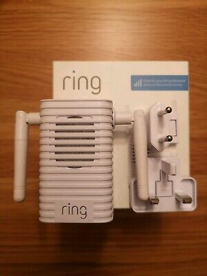 RING Chime Pro Wi-Fi Extender & Indoor Door Chime