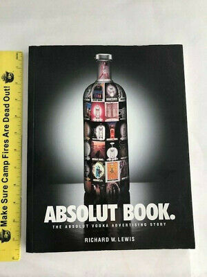 Absolut the Book by Richard W. Lewis