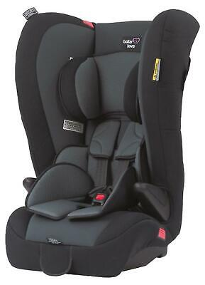 BabyLove Ezy Combo II Harnessed Booster Seat (Black) babylove Free Shipping!