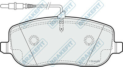 Brake Pads Set PD3101 Brakefit Genuine Top Quality Replacement New