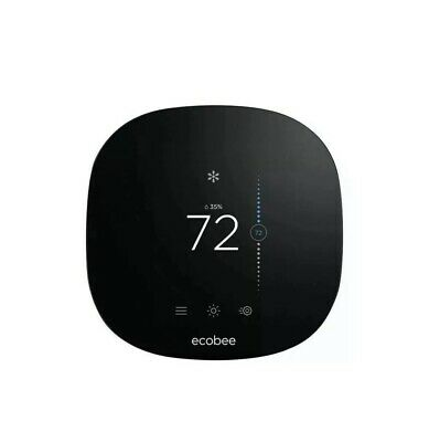 BRAND NEW IN SEALED BOX!! ecobee3 lite Smart Thermostat - Black (EB-STATE3LT-02)