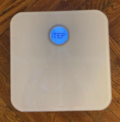 fitbit aria wi-fi smart scale - Used But Functions