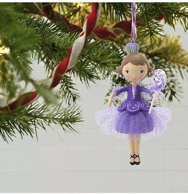 Hallmark Keepsake 2019 Nutcracker Sweet Sugar Plum Fairy KOC 1st in Series **NEW