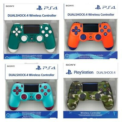 PS4 DualShock 4 Wireless Controller (V2) - Multiple Colours - SAME DAY DISPATCH