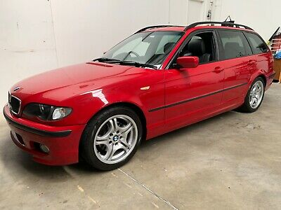Bmw 320I E46 Auto  Touring 1 Owner In Immaculate Condition 2006
