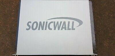 SonicWall NSA 4500 6-Port Firewall Security VPN Applicance Global Protection