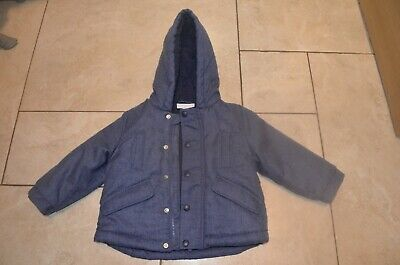 The Little White Company Winter Coat 18-24 months