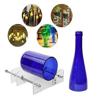 Glass Bottle Cutter Machine Recycle Jar Wine Bottles Cutting DIY Recycle Tool AA