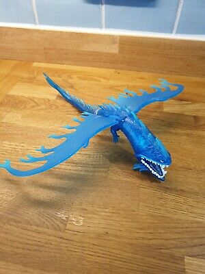 DreamWorks how to train your dragon action figure rare light up Flightmare