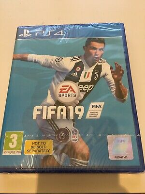 Fifa19 PS4 Game Brand New