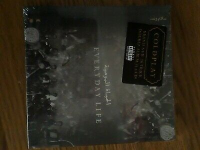 COLDPLAY EVERYDAY LIFE CD ALBUM (New Release November 22nd 2019) brand new