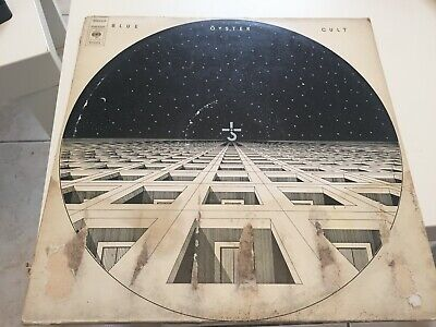 THE BLUE OYSTER CULT 33 t