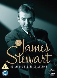 James Stewart Collection (DVD, 2005, 5-Disc Set, Box Set)