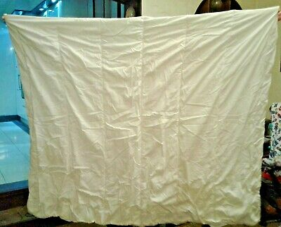 Mothercare Cot/Bed Duvet 4.5 Tog White