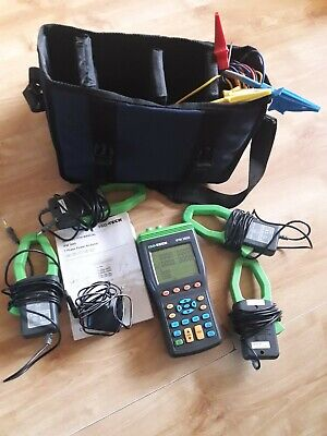 ISO-TECH  IPM 3600. 3 Phase Power quality analyser.  Used great condition.