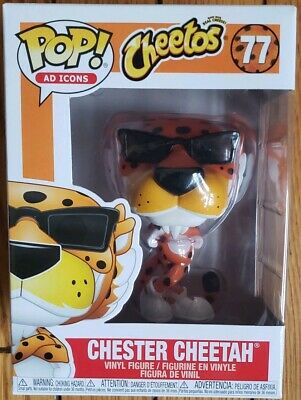 Funko POP! Ad Icons Cheetos Chester Cheetah Vinyl Figure 4""