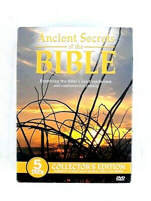 Ancient Secrets of the Bible 5-DVD Collectors Edition 2005
