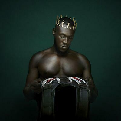 Stormzy Heavy Is the Head New CD Album Crown', 'Vossi Bop' and 'Wiley Flow'