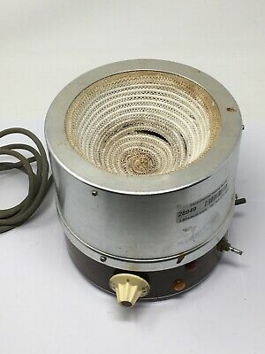 Electrothermal Rotamantle MA2905 Electromantel Heating Mantle Made In England