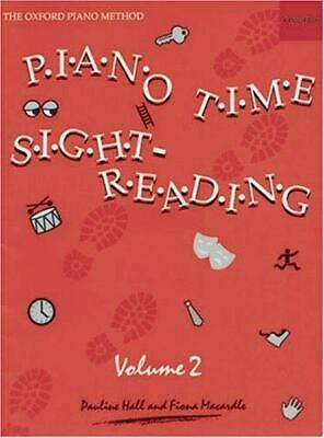 Piano Time Sightreading Book2, Sheet music  by Pauline Hall