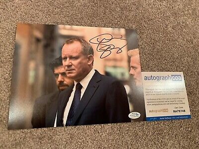 Stellan Skarsgard Signed 8X10 Photo Proof Acoa Autographed