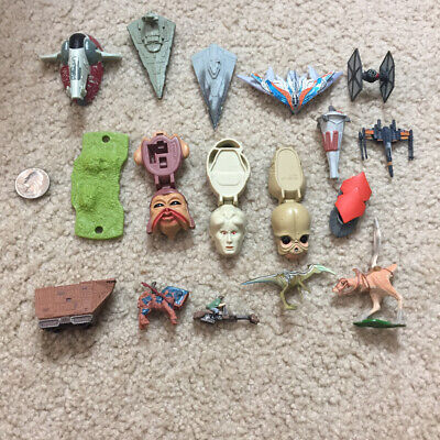 LQ MICRO MACHINES LOOSE LOT STAR WARS Skywalker Galoob Hasbro MIXED GOTG