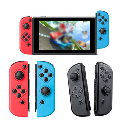US Wireless Joy-Con Game Controllers Gamepad Joypad for Nintendo Switch Console