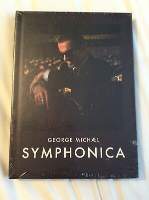 George Michael SYMPHONICA Deluxe Editon CD Album 2014 Excellent Condition