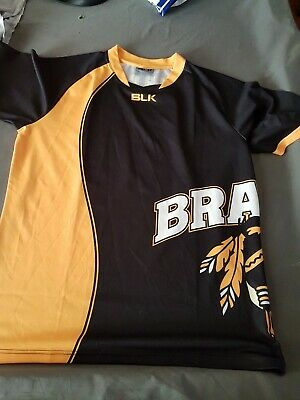 Braves Ice Hockey Jersey